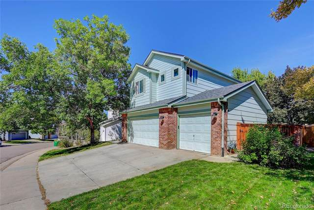 2295 Hyacinth Road, Highlands Ranch, CO 80129 (#2722229) :: THE SIMPLE LIFE, Brokered by eXp Realty