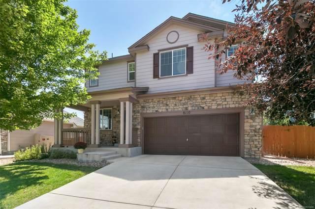 8110 E 133rd Avenue, Thornton, CO 80602 (MLS #2722578) :: 8z Real Estate