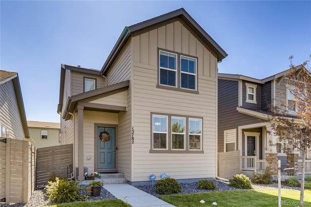 15782 E Warner Drive, Denver, CO 80239 (MLS #2722757) :: Bliss Realty Group