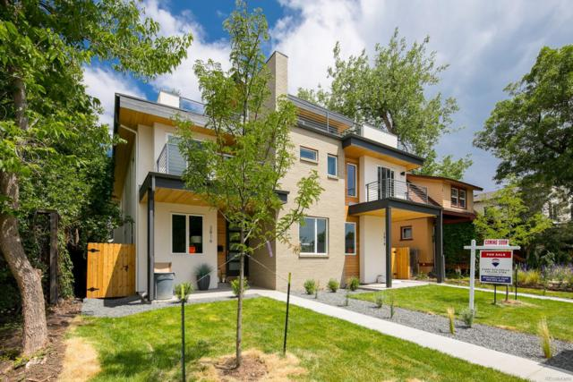 2816 S Lincoln Street, Englewood, CO 80113 (MLS #2722812) :: 8z Real Estate
