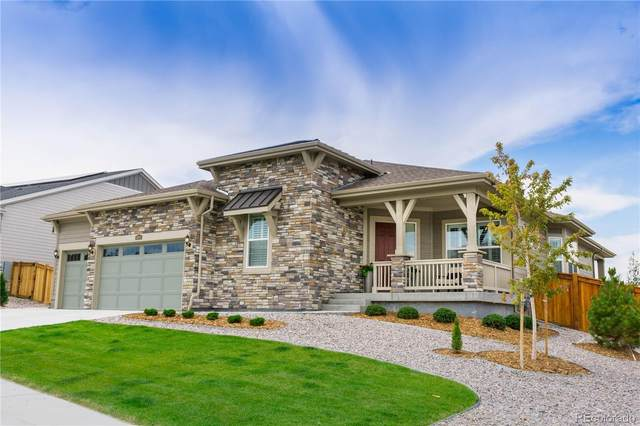 6889 Murphy Creek Lane, Castle Pines, CO 80108 (MLS #2723699) :: Bliss Realty Group