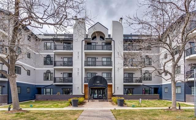 345 Fillmore Street #106, Denver, CO 80206 (#2723801) :: Berkshire Hathaway HomeServices Innovative Real Estate