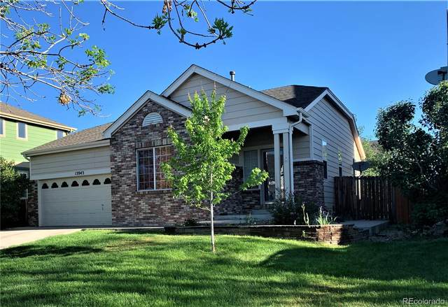 13943 E 104th Place, Commerce City, CO 80022 (#2723838) :: The Peak Properties Group