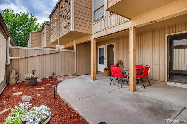 6529 Pinewood Drive #49, Parker, CO 80134 (MLS #2724429) :: 8z Real Estate