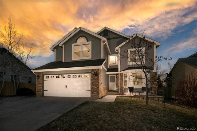 17086 Foxton Drive, Parker, CO 80134 (MLS #2724757) :: Colorado Real Estate : The Space Agency