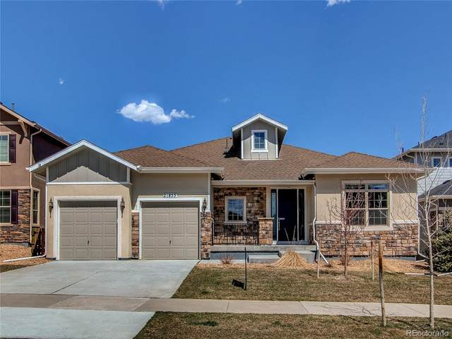 21855 E Idyllwilde Drive, Parker, CO 80138 (#2725488) :: Finch & Gable Real Estate Co.