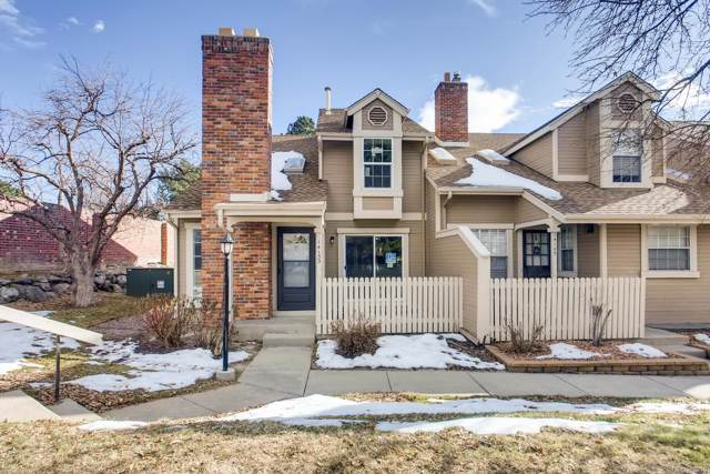 14153 E Quinn Circle, Aurora, CO 80015 (MLS #2725607) :: Colorado Real Estate : The Space Agency