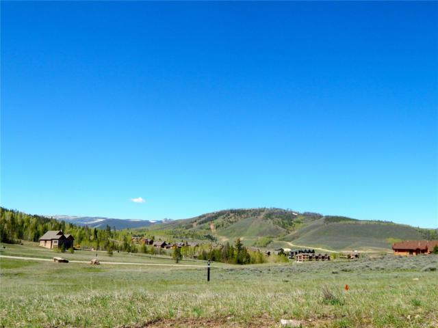 695 Mt Neva Drive, Granby, CO 80446 (#2725784) :: The DeGrood Team