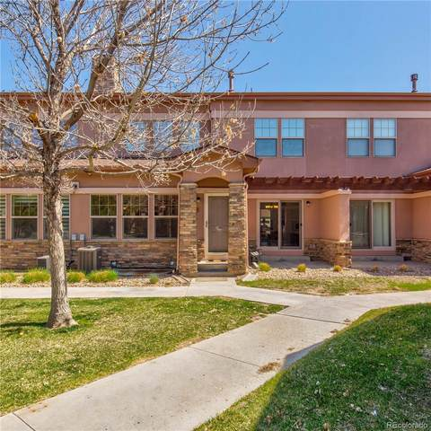 15501 E 112th Avenue 35B, Commerce City, CO 80022 (MLS #2726305) :: 8z Real Estate