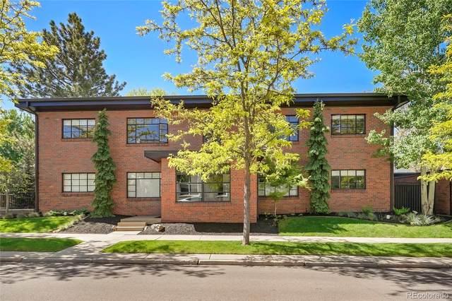 1101 S Gaylord Street, Denver, CO 80210 (#2726317) :: HomeSmart