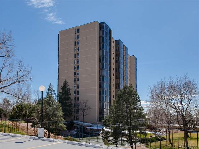 7877 E Mississippi Avenue #201, Denver, CO 80247 (#2726493) :: Bring Home Denver with Keller Williams Downtown Realty LLC