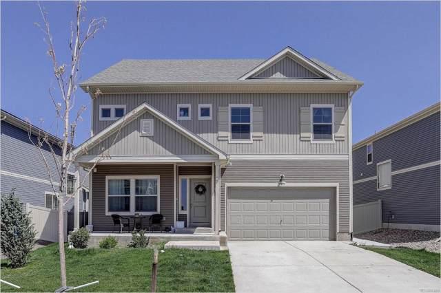 19095 Robins Drive, Denver, CO 80249 (MLS #2727423) :: 8z Real Estate