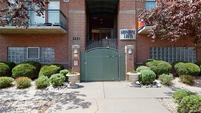 3201 Shoshone Street #107, Denver, CO 80211 (#2727626) :: My Home Team