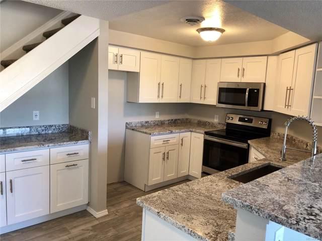 2676 E Otero Place #12, Centennial, CO 80122 (MLS #2727741) :: 8z Real Estate