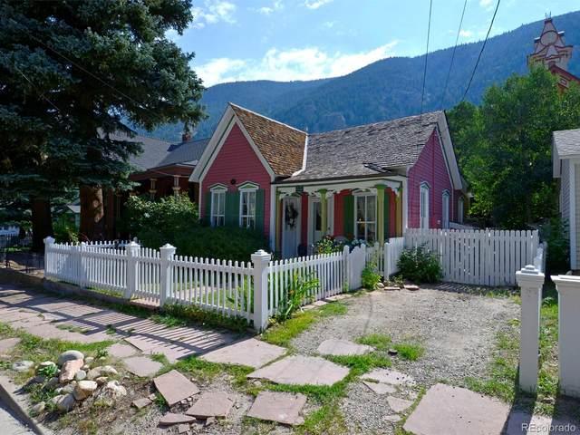 806 Rose Street, Georgetown, CO 80444 (MLS #2728058) :: 8z Real Estate