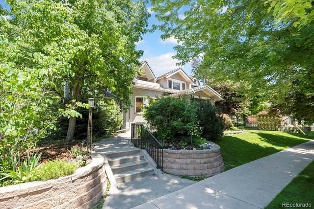 3501 E 7th Avenue Parkway, Denver, CO 80206 (#2728148) :: Wisdom Real Estate