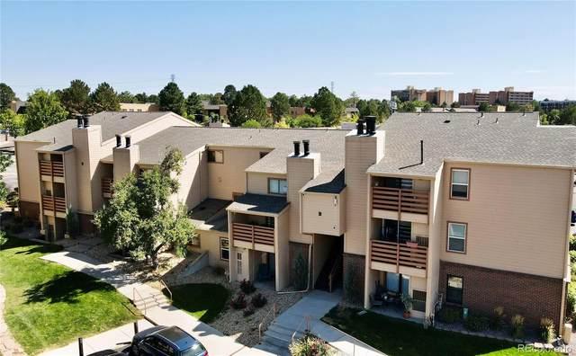 7665 E Eastman Avenue E B302, Denver, CO 80231 (#2728241) :: The DeGrood Team
