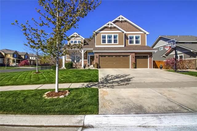 6373 S Queensburg Court, Aurora, CO 80016 (MLS #2728479) :: 8z Real Estate