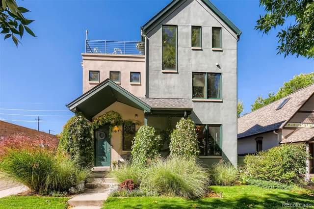 1617 N Humboldt Street, Denver, CO 80218 (#2728542) :: Wisdom Real Estate