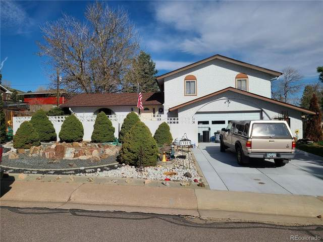 13553 W Virginia Drive, Lakewood, CO 80228 (MLS #2728588) :: Bliss Realty Group