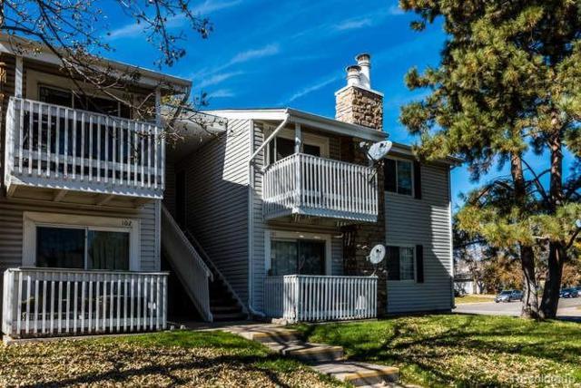 14404 E Colorado Drive #201, Aurora, CO 80012 (#2728755) :: Colorado Home Finder Realty