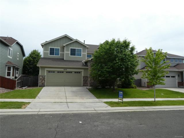 16270 E 106th Way, Commerce City, CO 80022 (#2728822) :: The DeGrood Team