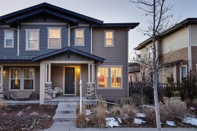 11227 E 28th Place, Denver, CO 80238 (#2729366) :: The Healey Group