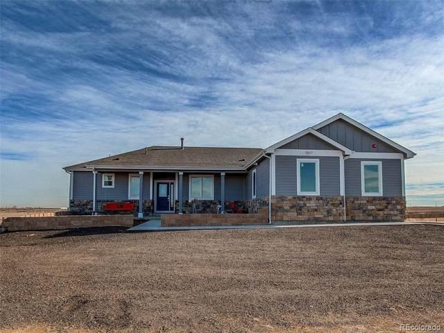 4400 N Harback Road, Bennett, CO 80102 (#2729404) :: Portenga Properties