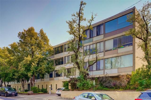 1050 N Corona Street #102, Denver, CO 80218 (MLS #2729464) :: 8z Real Estate