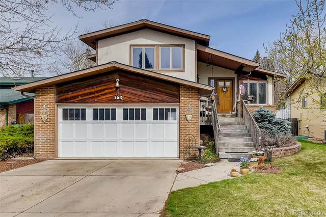 168 S Raintree Lane, Louisville, CO 80027 (#2729532) :: HomeSmart