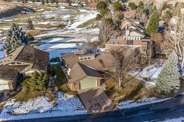 5383 Golf Course Drive, Morrison, CO 80465 (#2729655) :: The Gilbert Group