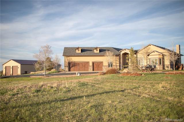 11624 Dunrich Road, Parker, CO 80138 (#2730022) :: Berkshire Hathaway HomeServices Innovative Real Estate