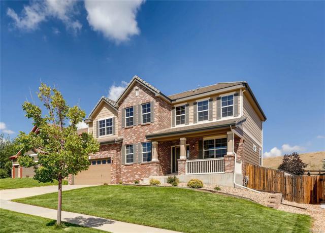 16147 E Summit Fox Avenue, Parker, CO 80134 (#2730305) :: The Peak Properties Group