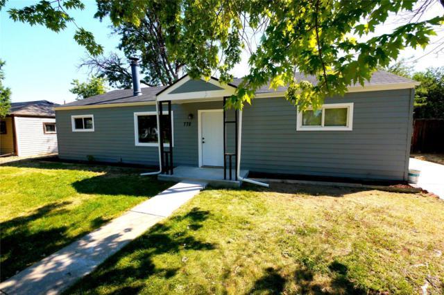 778 Uvalda Street, Aurora, CO 80011 (#2730328) :: Bring Home Denver