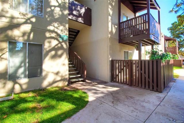 9700 E Iliff Avenue G71, Denver, CO 80231 (#2730474) :: The Heyl Group at Keller Williams