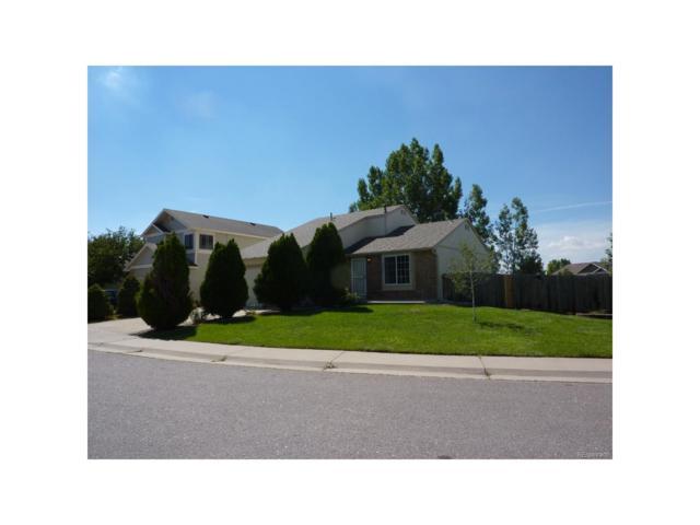 12592 W Prentice Place, Littleton, CO 80127 (MLS #2730614) :: 8z Real Estate