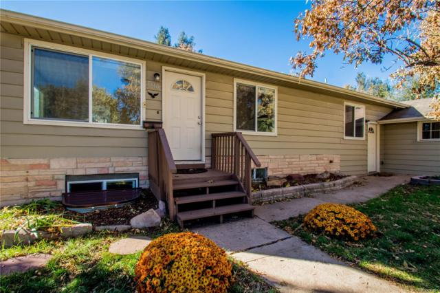 3110 W Bear Creek Drive, Englewood, CO 80110 (#2730972) :: HomePopper
