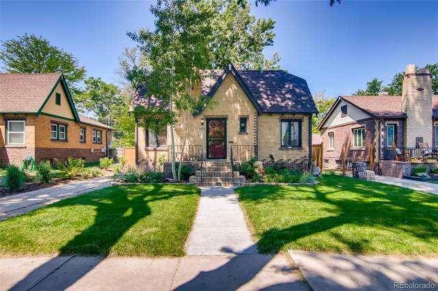 1371 Hudson Street, Denver, CO 80220 (#2731364) :: Sultan Newman Group