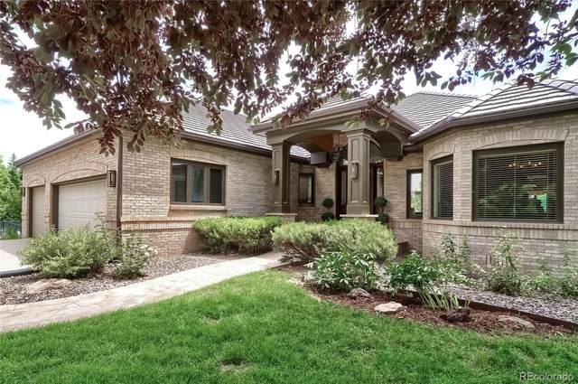34 Glenmoor Drive, Cherry Hills Village, CO 80113 (#2731401) :: Wisdom Real Estate