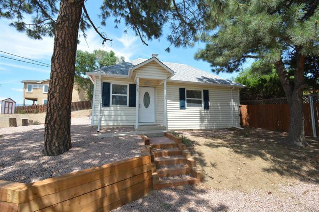 1530 Manitou Boulevard, Colorado Springs, CO 80904 (#2731553) :: The DeGrood Team