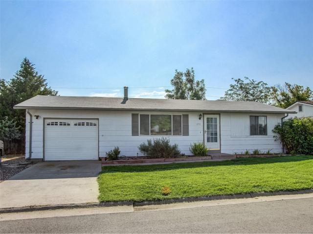 270 Dahlia Street, Bennett, CO 80102 (MLS #2731628) :: 8z Real Estate