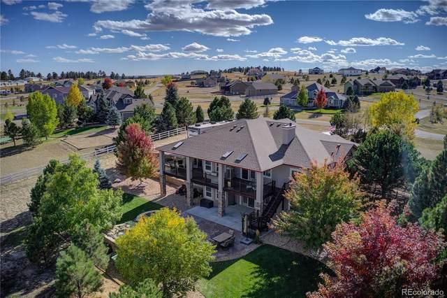 2758 Deer Creek Drive, Parker, CO 80138 (#2731688) :: Wisdom Real Estate