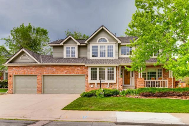 16284 E Prentice Place, Centennial, CO 80015 (#2731726) :: The Heyl Group at Keller Williams