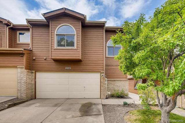 12440 W Ellsworth Place, Lakewood, CO 80228 (#2731765) :: James Crocker Team