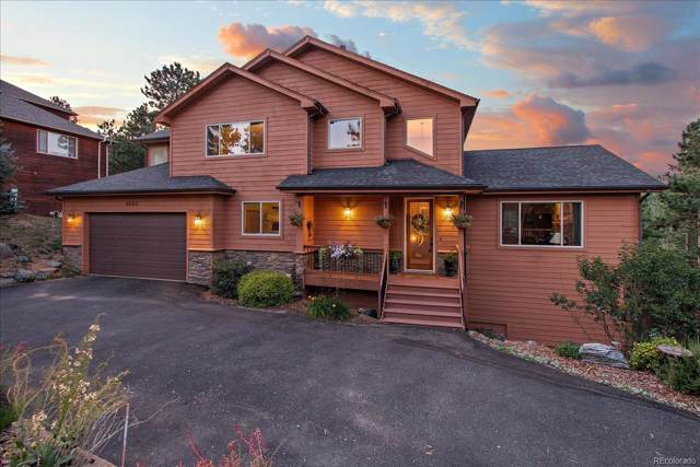 26315 Sweetbriar Trail, Evergreen, CO 80439 (#2732631) :: The DeGrood Team