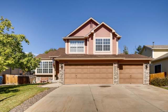 14335 W Warren Drive, Lakewood, CO 80228 (MLS #2732651) :: 8z Real Estate