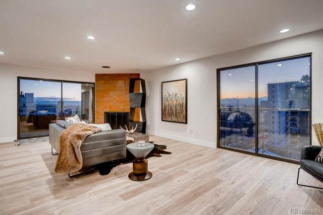 800 N Pearl Street, Denver, CO 80203 (MLS #2733663) :: Neuhaus Real Estate, Inc.