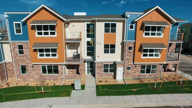 190 S Cherrywood Drive #303, Lafayette, CO 80026 (#2733855) :: Briggs American Properties