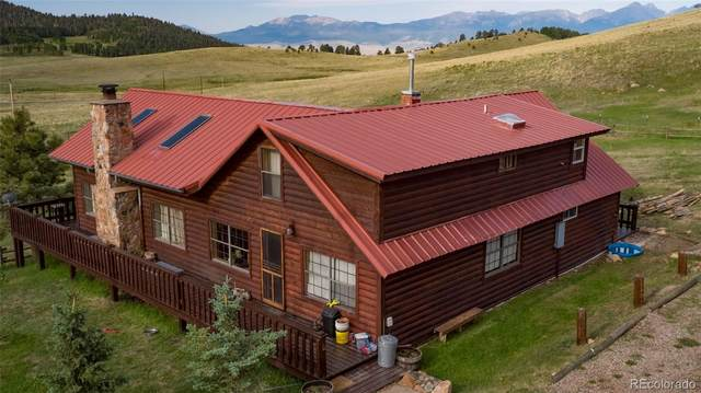 1693 County Road 358, Westcliffe, CO 81252 (#2734203) :: My Home Team