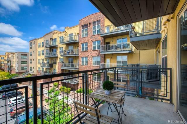 9079 E Panorama Circle #302, Englewood, CO 80112 (#2734271) :: The Peak Properties Group